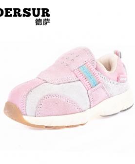 婴儿软底机能鞋