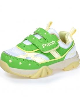 婴儿透气学步鞋