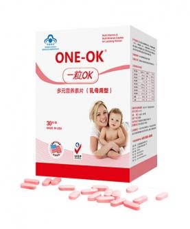 ONE-OK多元营养素片(乳母型)
