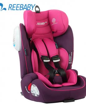 REEBABY儿童安全座椅isofix