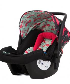 婴儿车载提篮式座椅