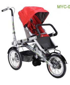 婴儿三轮车