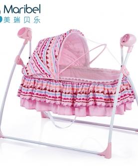 婴儿电动摇篮床