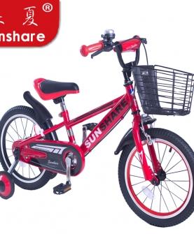 儿童自行车16寸脚踏车