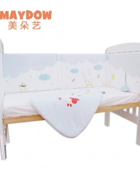 婴儿床围栏护栏