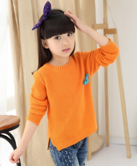 儿童羊毛衫