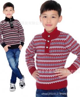 童毛衣儿童羊毛衫