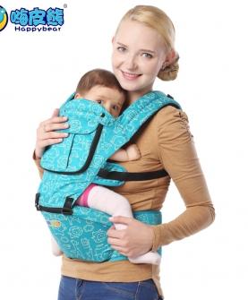 婴儿背带保暖透气