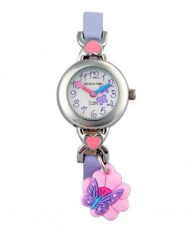 韩版时尚吊坠小表盘儿童手表