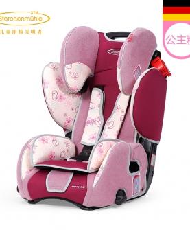 STM变形金刚汽车儿童安全座椅