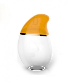 Q版企鹅奶瓶