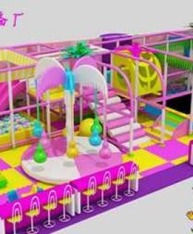 淘气堡游乐设施