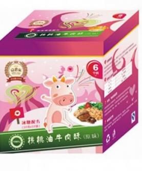 核桃油牛肉酥