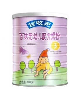 较大婴儿配方奶粉(6-12月)