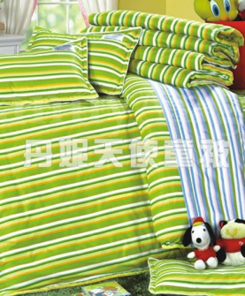 童被幼儿园棉被缤纷世纪(绿-1)
