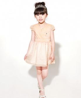 2015春夏女童装