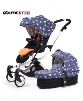 高级景观婴儿推车