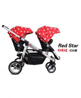 双胞胎婴儿车