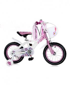 爱亲小魔仙儿童自行车