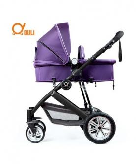 高景观可折叠婴儿推车