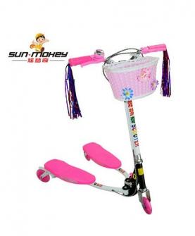 儿童蛙式滑板车