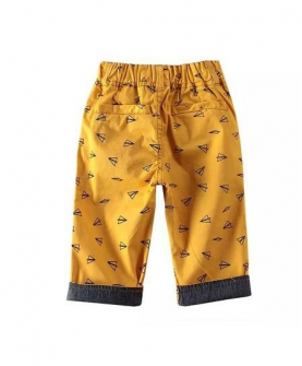 男童五分裤