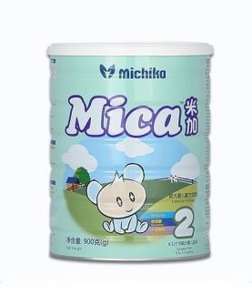 配方奶粉2段(6-12月)