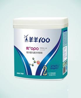 优+ OPO系列2段羊奶粉