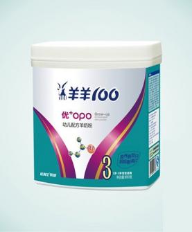 优+ OPO系列3段羊奶粉