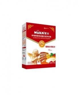 多维果蔬乳清蛋白营养米粉