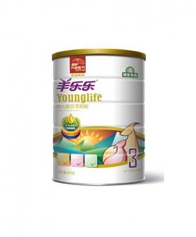 优益系列配方奶粉 800g 3段
