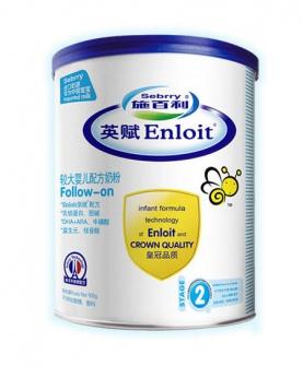 英赋2段配方奶粉