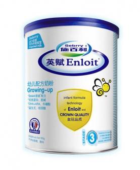 英赋3段配方奶粉