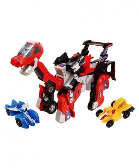 可变形玩具