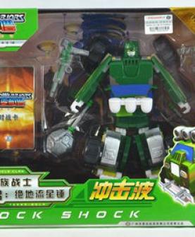 机器人变形玩具