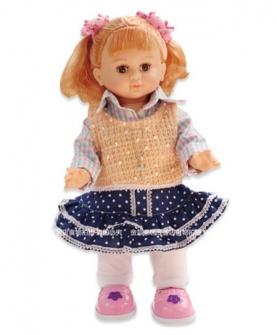 多丽丝18寸智能对话跳舞娃娃