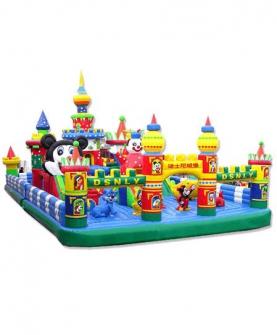 迪士尼乐园气堡