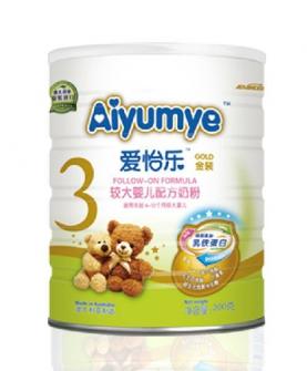婴儿配方奶粉3段