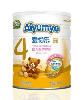 婴儿配方奶粉4段