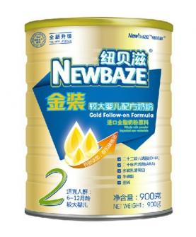 配方奶粉2段