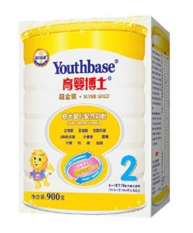 婴儿配方奶粉2段