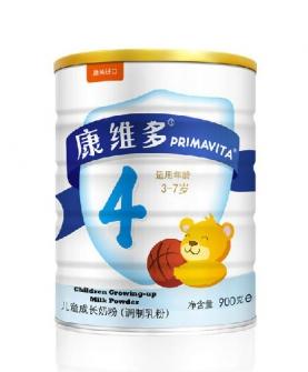 配方奶粉4段