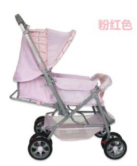 婴儿手推车轻便可坐可躺推车折叠儿童推车