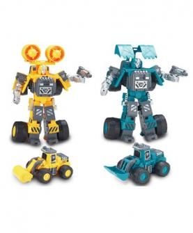 变形机器人