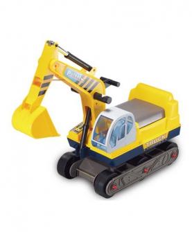 工程车模型