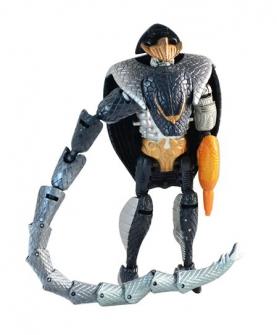 猛蛇金刚变形玩具