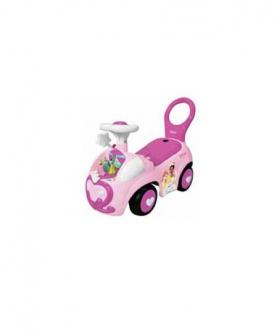 小公主跳舞学步车