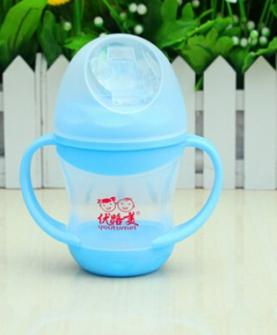 宽口径抗菌自动PP奶瓶