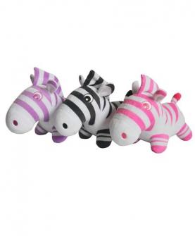 毛绒玩具斑马