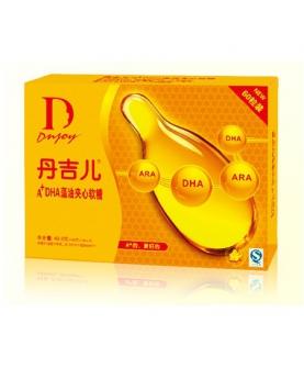 A+DHA藻油夹心软糖